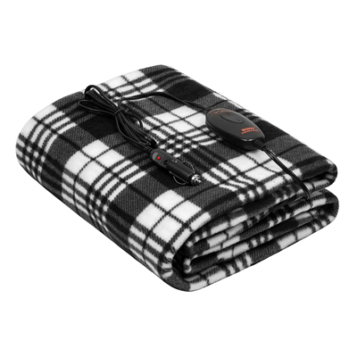 4. SOJOY 12VOLTS Heated Multifunctional Electric Blanket