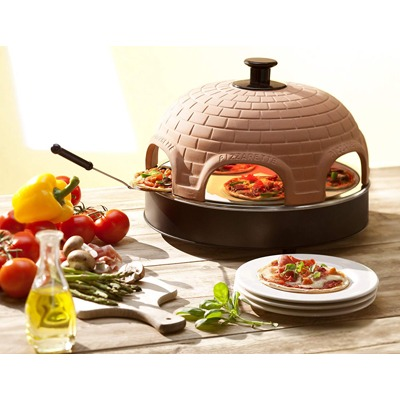 5. Pizzarette Countertop Pizza Oven