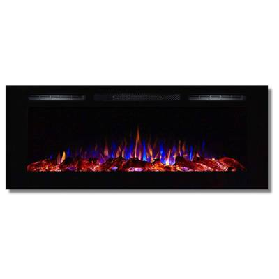 2. Regal Flame Fusion Wall Mounted Electric Fireplace