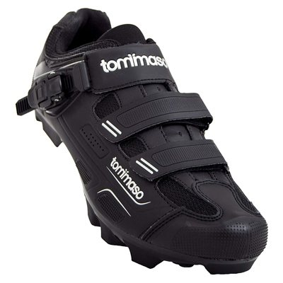 4. Tommaso Montagna Men's Mountain Bike MTB Spin Cycling Shoe