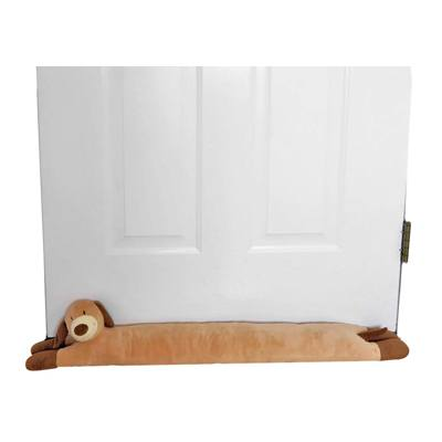10. Evelots Dog Door Draft Stopper