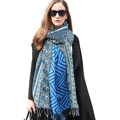 10. DANA XU Women Scarf, Pashmina Shawls and Wraps