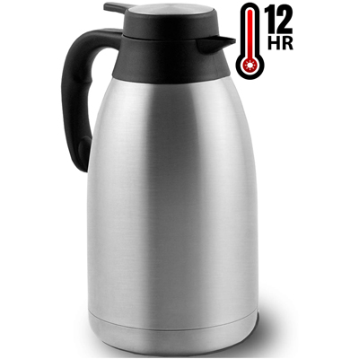 4. Vondior Stainless Steel Thermos Carafe Review