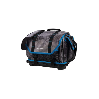 10. Plano Z Series Tackle Bag | Rust-free Zipperless tackle storage | Includes five stowaway boxes
