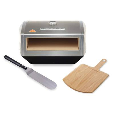 6. BakerStone Pizza Box, Gas Stove Top Pizza Oven