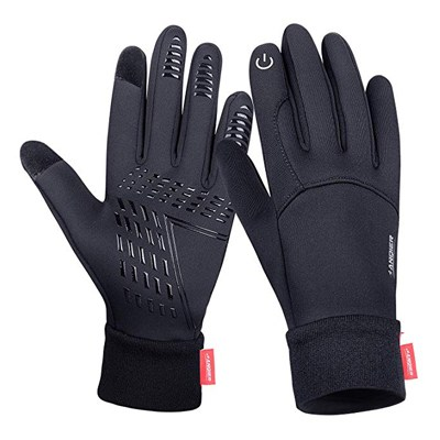 5. Anqier Winter Gloves