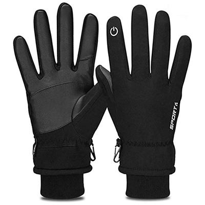 7. Yobenki Winter Gloves