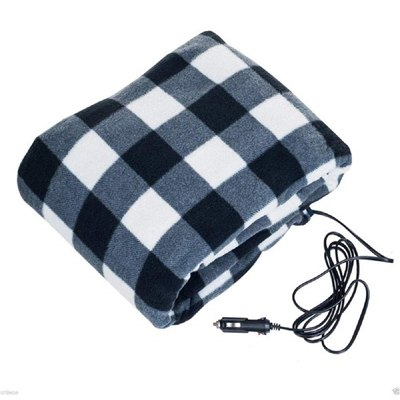 7. HOEE Cars Electric Warm Blanket