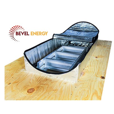5. Premium Energy Saving Insulation Cover by Bevel Energy