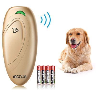 1. Modus Anti Barking Device, Ultrasonic Dog Bark Deterrent