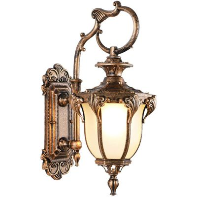 "8. Lonebruid 23"" Waterproof Sconce Porch Lights"