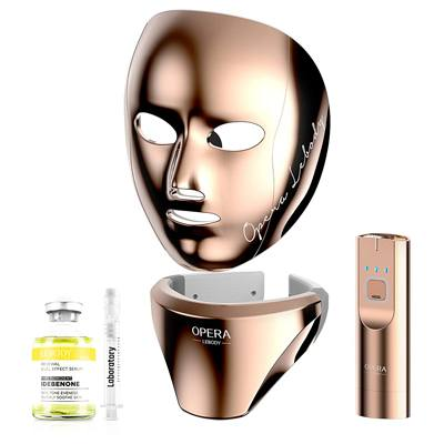 7. OPERA LEBODY LED Home Therapy Mask