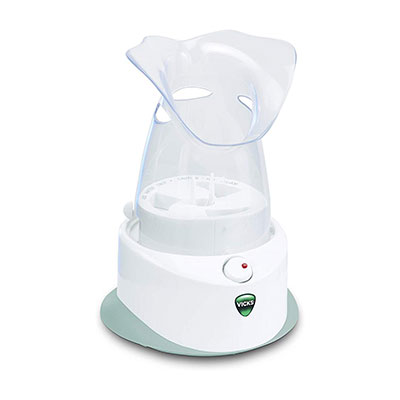 10. Vicks Personal Steam Inhaler, V1200