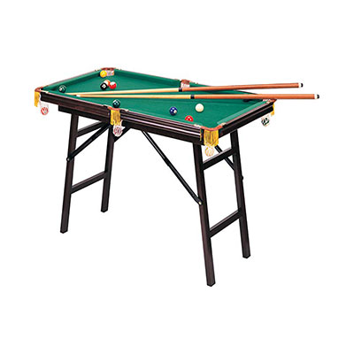9. CHH Mini-Folding Pool Table