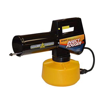 7. Burgess 960 Electric Insect Fogger for Fast and Effective Insect Control in Your Yard