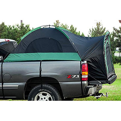 7.Guide Gear Compact Truck Tent