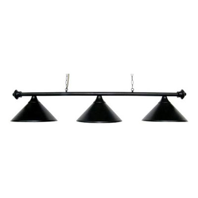 7. Metal Pool Light Billiard Lamp