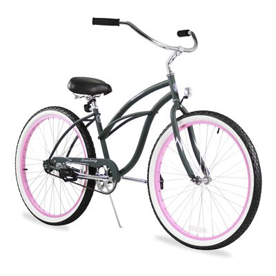 2. Firmstrong Urban Lady Beach Cruiser Bicycle