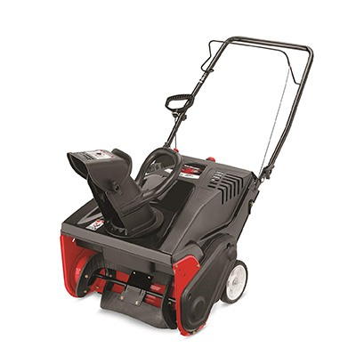 5. Yard Machines 21-Inch Single Stage Snow Thrower
