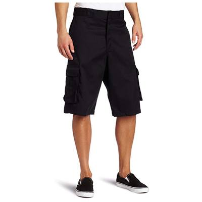 4. UNIONBAY Men's Survivor Belted Cargo Short-Reg and Big & Tall Sizes