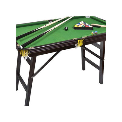 5. Bello Games, Deluxe-Folding Pool Table