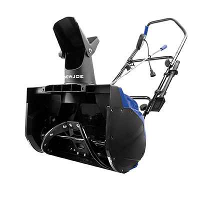 7. Snow Joe SJ622E Electric Single Stage Snow Thrower