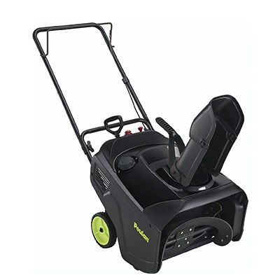 1. Poulan Single Stage Snow Thrower, 961880007
