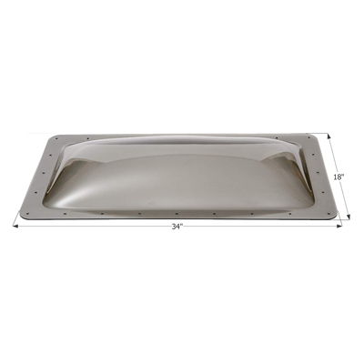 10. ICON 12117 RV Skylight