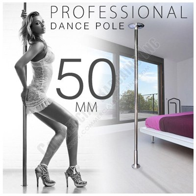 5. Xperience, Formally Known As X-Dance 50mm Dance Pole