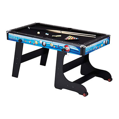 1. Fat Cat Stormstrike 5-Ft Billiard/Pool Game Table