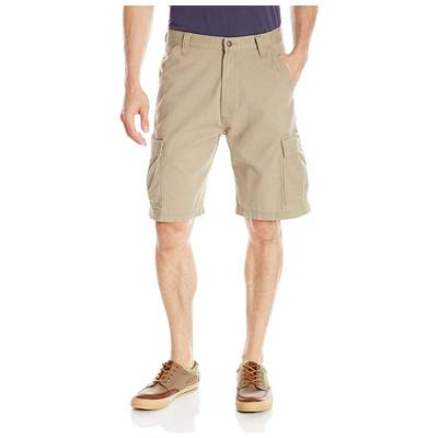 7. Wrangler Authentics Men's Classic Relaxed Fit Cargo Short