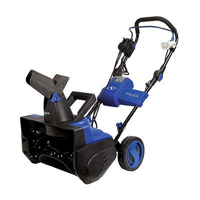 2. Snow Joe Hybrid Single Stage Snow Blower (iON18SB-HYB)