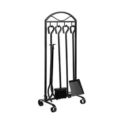 9. AMAGABELI GARDEN and HOME 5 Pieces Toolset Wrought Iron