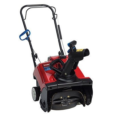 6. Toro Power Single-stage Gas Snow Blower