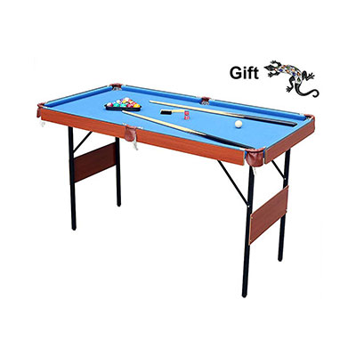 4. HLC 55-inch Pool Table Felt