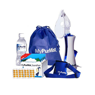 9. MyPurMist Classic Personal Steam Inhaler