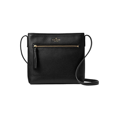 9. Kate Spade New York Chester Street Dessi Pebbled Leather Shoulder Bag