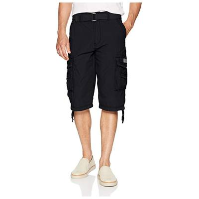 1. Unionbay Men's Cordova Belted Messenger Cargo Short - Reg and Big and Tall Sizes