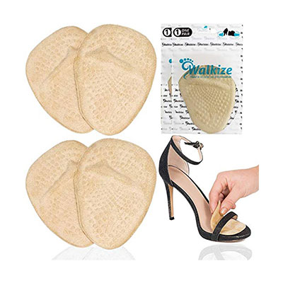 9. Metatarsal Pads by Walkize