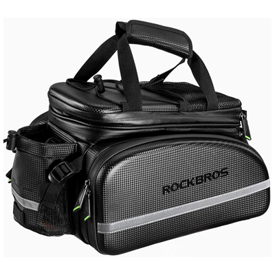 6. RockBros Bike Rack Bag
