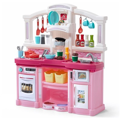 2. Step2 Fun with Friends Kitchen | Large Plastic Play Kitchen