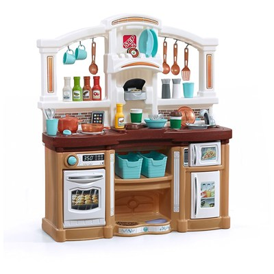 5. Step2 Fun with Friends Kitchen | Large Plastic Play Kitchen