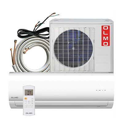 2. OLMO Mini Split Heating and Cooling Air Conditioner System