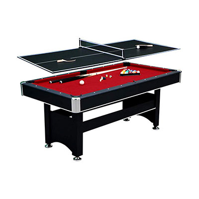 2. Hathaway Spartan 6-inch Pool Table