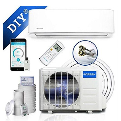 3. MRCOOL Ductless Mini Split Air Conditioner