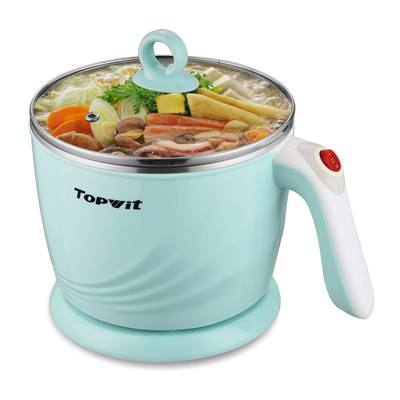 6. Topwit Electric Hot Pot Mini