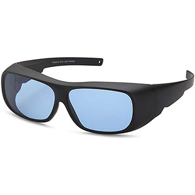 7. Apollo Horticulture Grow Light Goggles for Wear Fit over Glasses