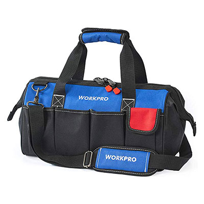 5. WORKPRO 18-inch Storage Tool Bag