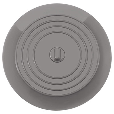 5. Mudder 6 Inches Silicone Tub Stopper Drain Plug