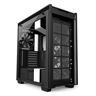 7. NZXT H700 Mid-Tower PC Gaming Case